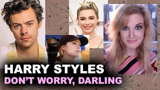 Harry Styles Upcoming Movie - Don't Worry Darling!