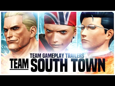 THE KING OF FIGHTERS XIV: Team South Town