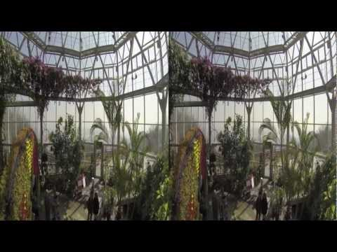 3D Walkthrough at Kobe Herb Garden (Twin GoPro 3 Black on Stabilizer Test)