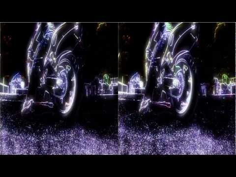 "3D GoPro Hayabusa ""3D TRON"" version"
