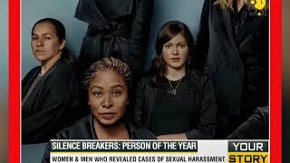 Time names 'Silence Breakers' as Person Of The Year