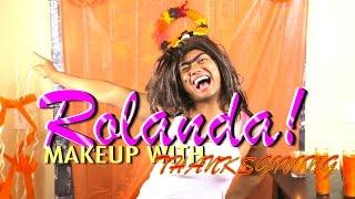 MAKEUP WITH ROLANDA (THANKSGIVING EDITION)