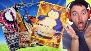 THE *NEWEST* POKEMON SET IS INSANE - OPENING IT!!!