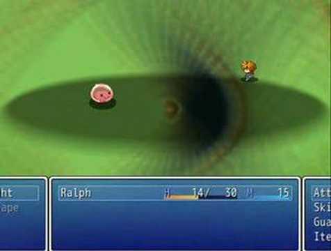 Rpg Maker Xp 2d Game Spirit Huntress Videomoviles Com