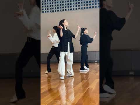 Perfume 「ポリゴンウェイヴ」Dance Practice Video #BackandForth #Shorts