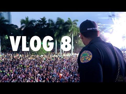 Miami Police VLOG 8: ULTRA MUSIC FEST 2016