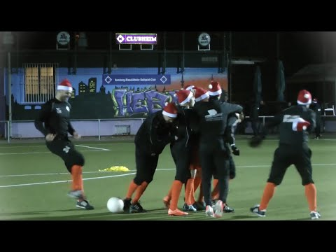 X-Mas Lattenschießen - HEBC (Bezirksliga West) | ELBKICK.TV