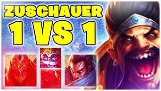 ZUSCHAUER VS NOWAY4U - Best Of Noway4u Twitch Highlights LoL