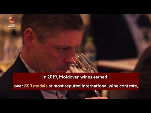 Wine of Moldova's recent achievements.