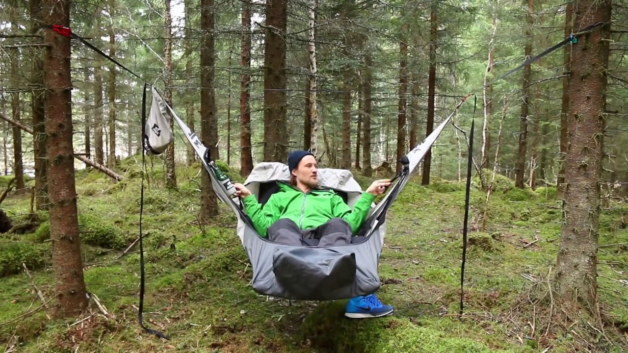 Amok Equipment Draumr Camping Hammock Introduction