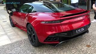 Aston Martin DBS Superleggera Walkthrough