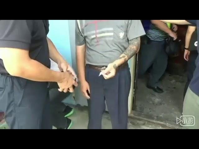 影/大甲警分局追緝毒品 破獲多起販賣毒品案