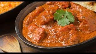 Indian Butter Chicken Recipe | Restaurant Style Butter Chicken Recipe