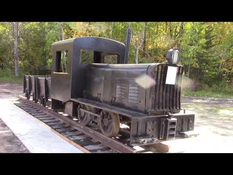 Lyon Mountain Engine  10-6-21