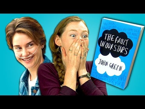 Baixar Teens React to The Fault In Our Stars