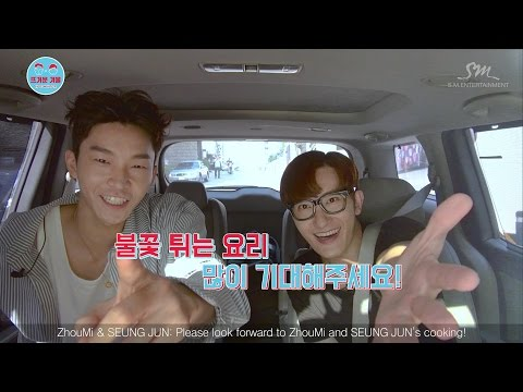 [HOT WINTER] 조미X승준 (ZHOUMI X SEUNG JUN)_뜨거운 겨울 (Hot Winter)_2부 1편 (PART.2 – Clip.1)