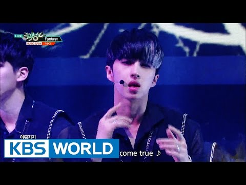 VIXX - Fantasy [Music Bank / 2016.08.26]