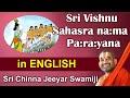 Sri Vishnu Sahasranamam by H.H Chinna Jeeyar Swamiji | English | Jetworld