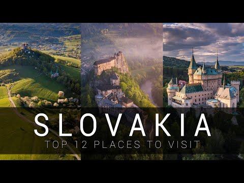 12 miest na Slovensku, ktoré musíte navštíviť