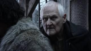 Meistre Aemon revela sua origem para Jon Snow
