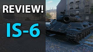 IS-6 - Review - World of Tanks - Is it worth it?