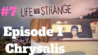 Life is Strange - I told her to call you.