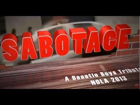 Baixar No Sleep Till Brooklyn - Sabotage - Beastie Boys Tribute...