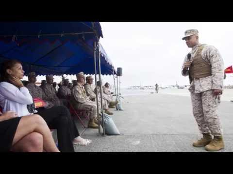 Interview with Colonel Brian Cavanaugh '90, USMC