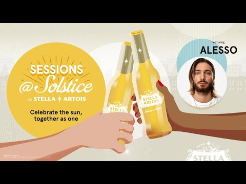 Alesso Stella Artois' Sessions@Solstice - Live from the Highlight Room Rooftop in Los Angeles