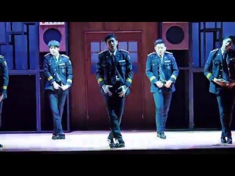 [1080p] 160130 최강창민 서울경찰홍보단 마이클심슨 Dangerous