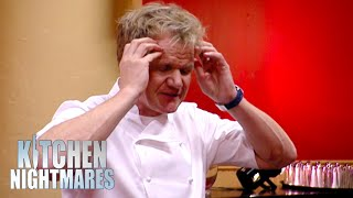 Hilarious Argument Over Maine Lobsters | Kitchen Nightmares