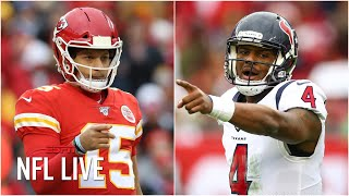 Predicting the winners of the NFL playoffs' divisional round | NFL Live