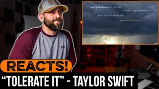 REACTING to Taylor Swift -