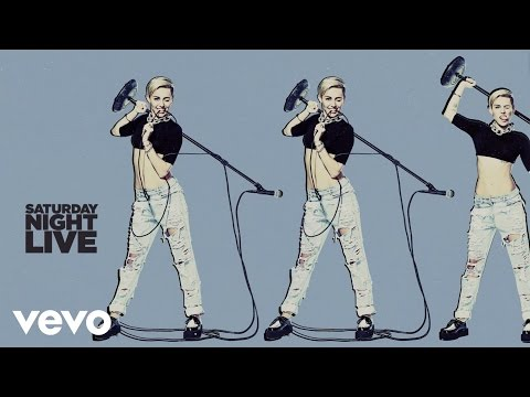 Baixar Miley Cyrus - Wrecking Ball (Live On SNL)
