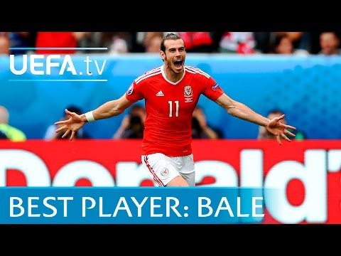 Gareth Bale - UEFA Best Player in Europe nominee