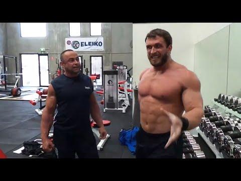 vasiliy polovnikov steroids