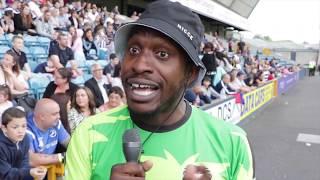 STEVO THE MADMAN SNAP CHAT KING!! FOOTBALL CAREER QPR, LEYTON ORIENT, ANTHONY JOSHUA & SOCIAL MEDIA