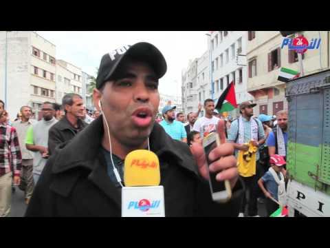 منزل العلم الجزائري يخلق الحدث من جديد