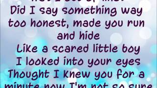 Taylor Swift - Forever and Always (piano version) (lyrics)