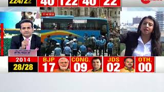 Karnataka Election 2018: BJP, Congress and JDS all braced up for the poll battle