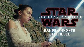 Star wars : les derniers jedi :  bande-annonce VOST