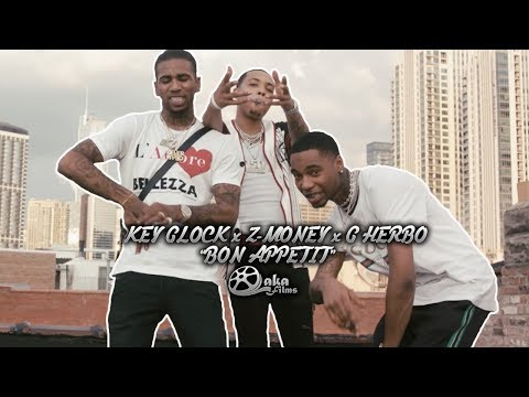G Herbo x Key Glock x Z-Money -
