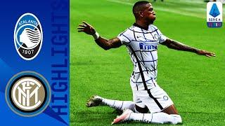 Atalanta 0-2 Inter   Early Young and D'Ambrosio Strikes Stun Atalanta!   Serie A TIM