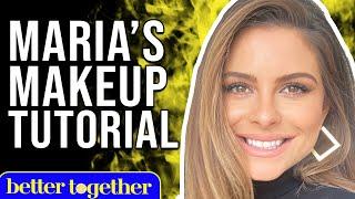 Maria Menounos 'Clean Beauty' Makeup Tutorial