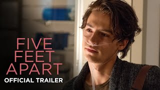 FIVE FEET APART - On Digital May 24 and on Blu-ray Combo Pack and DVD June 11!