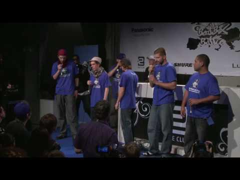 Beatburger Band - Czech Republic - 2nd Beatbox Battle World Championship