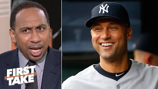 Stephen A. calls Derek Jeter the greatest leader in sports in the last 25 years | First Take