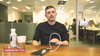 What is a Constant in GaryVee's Daily Routine?