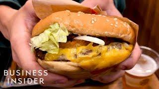 What Burger King's Menu Is Like In Japan