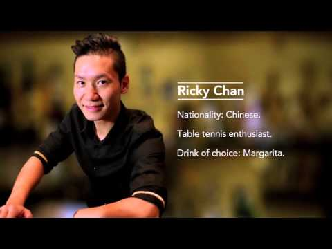 Best Bartender cocktail at Alchemy by Ricky Chan